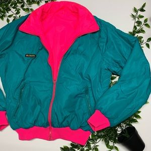 Columbia VTG Reversible Jacket